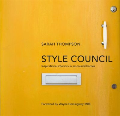Style Council book by Sarah Thompson